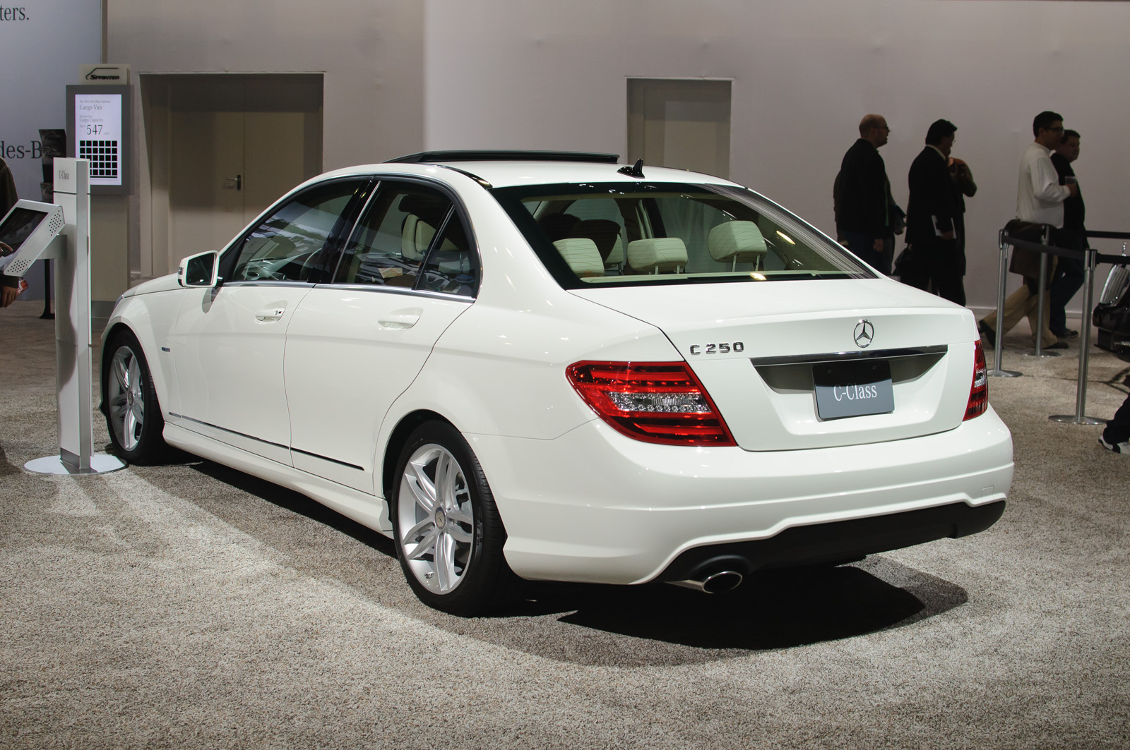 Mercedes Benz C250 2010 Review Amazing Pictures And