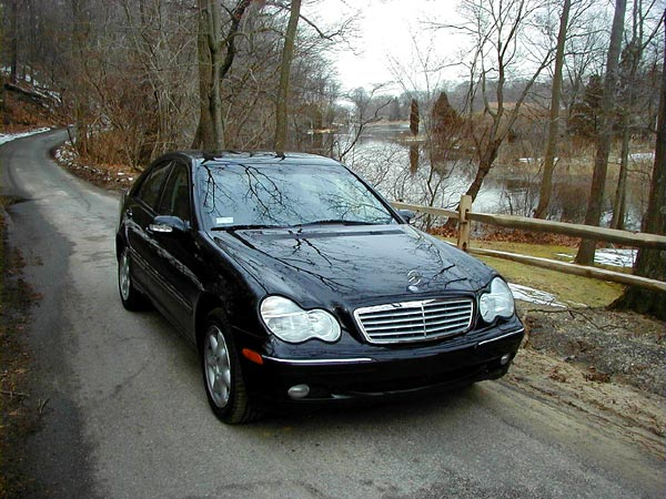 Mercedes Benz C320 2005 Photo 1