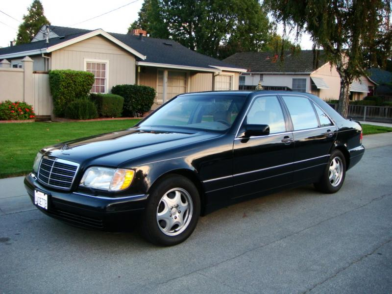 Mercedes benz e320 1995 review amazing pictures and for Mercedes benz 1995 e320