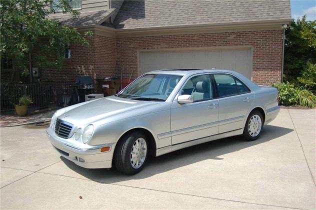 Mercedes benz e320 2001 review amazing pictures and for 2001 mercedes benz e320