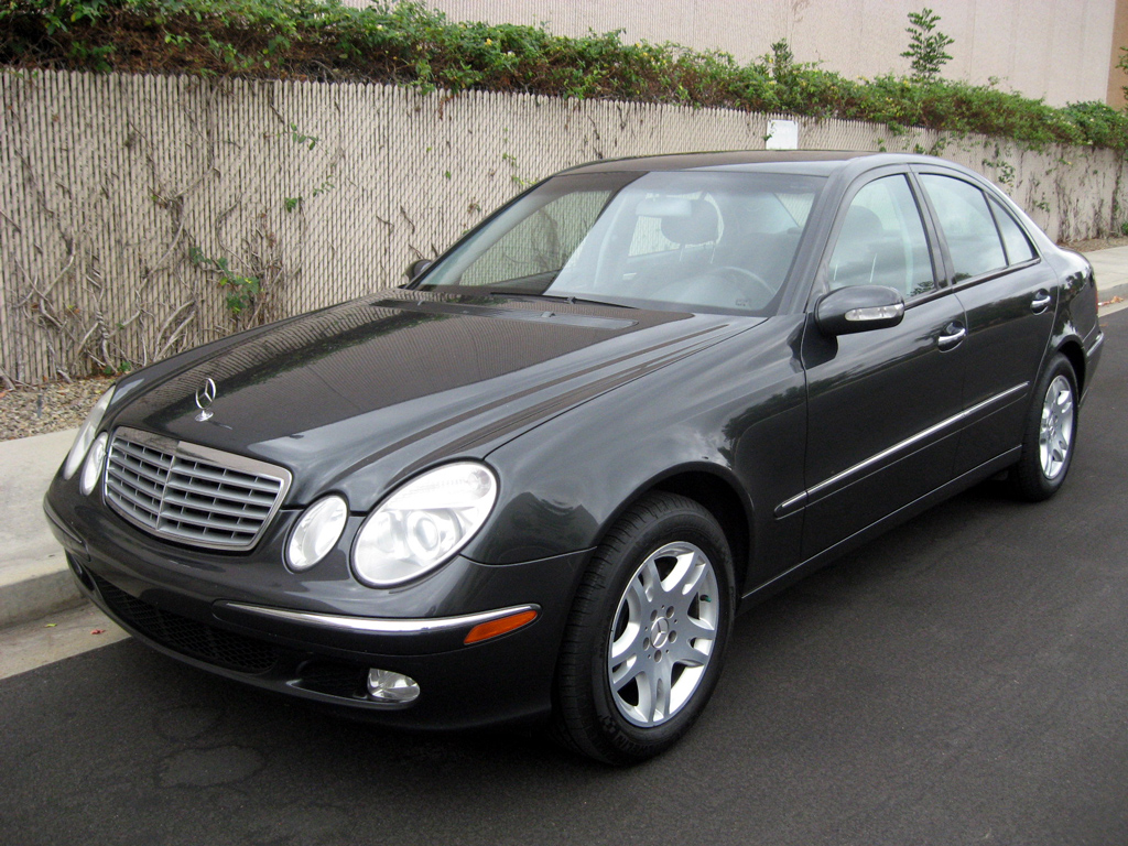 All Types 2003 benz e320 : Mercedes-benz E320 2003: Review, Amazing Pictures and Images ...