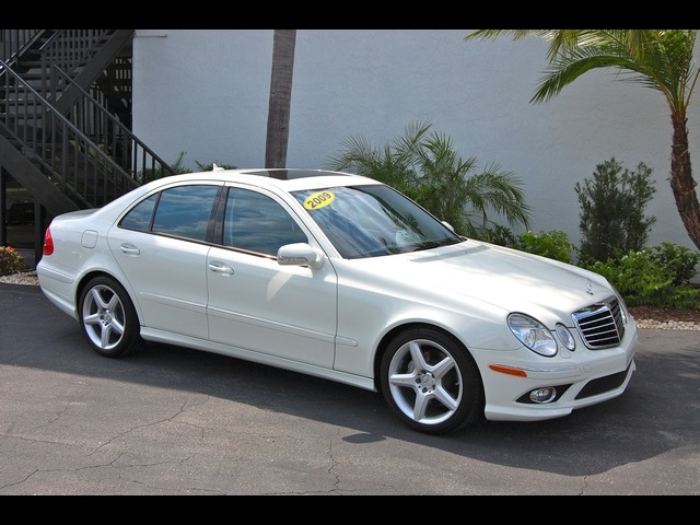 Mercedes benz e350 2009 review amazing pictures and images look at the car
