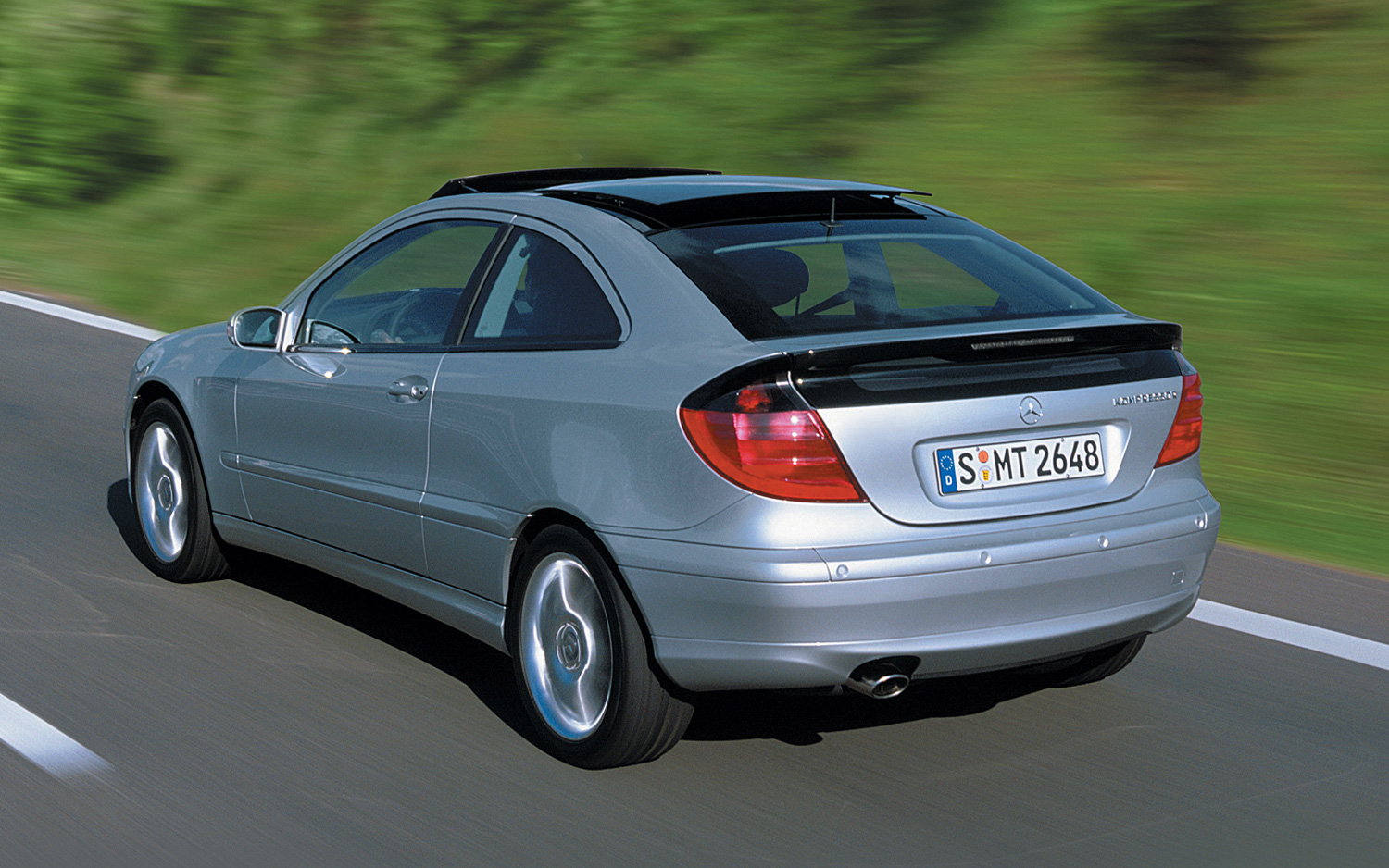 Mercedes Benz Kompressor 2002 Review Amazing Pictures And Images