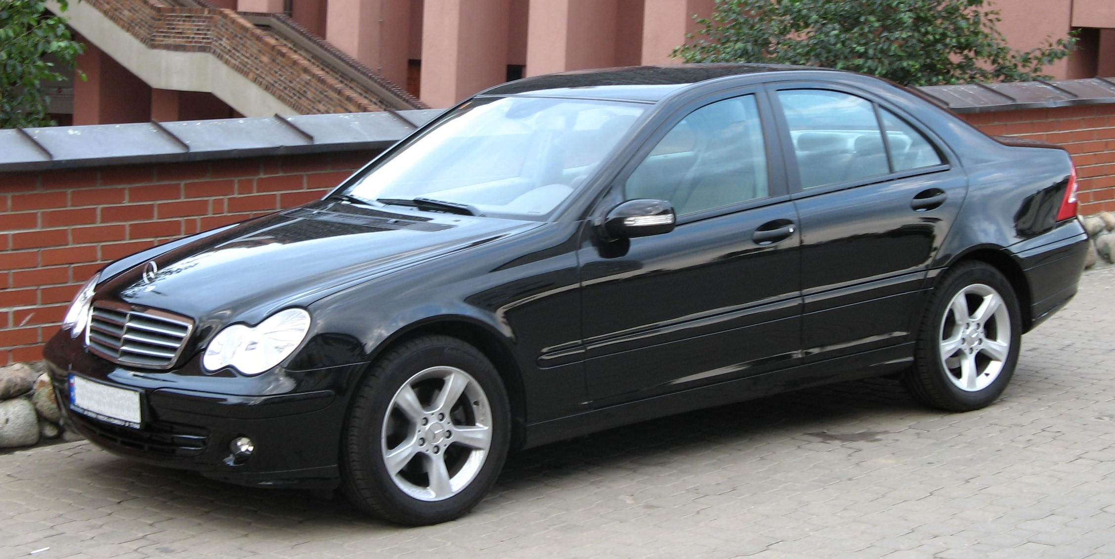 Mercedes Benz Kompressor 2003 Review Amazing Pictures And Images