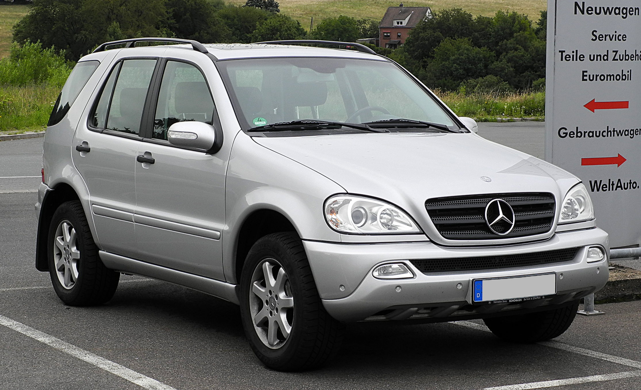 Mercedes Benz Ml 2011 Review Amazing Pictures And Images Look At The Car
