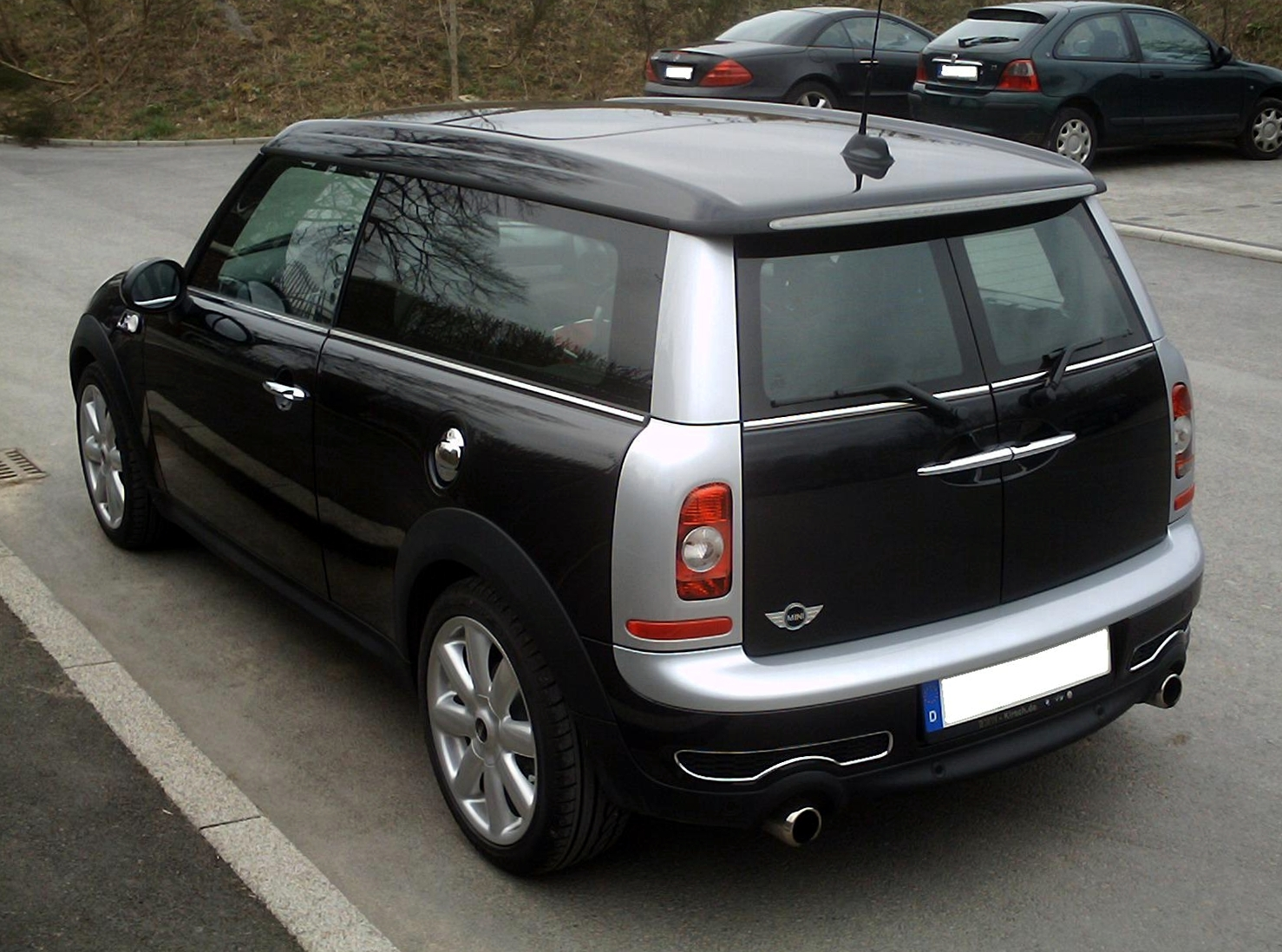 mini clubman 2009 review amazing pictures and images look at the car. Black Bedroom Furniture Sets. Home Design Ideas