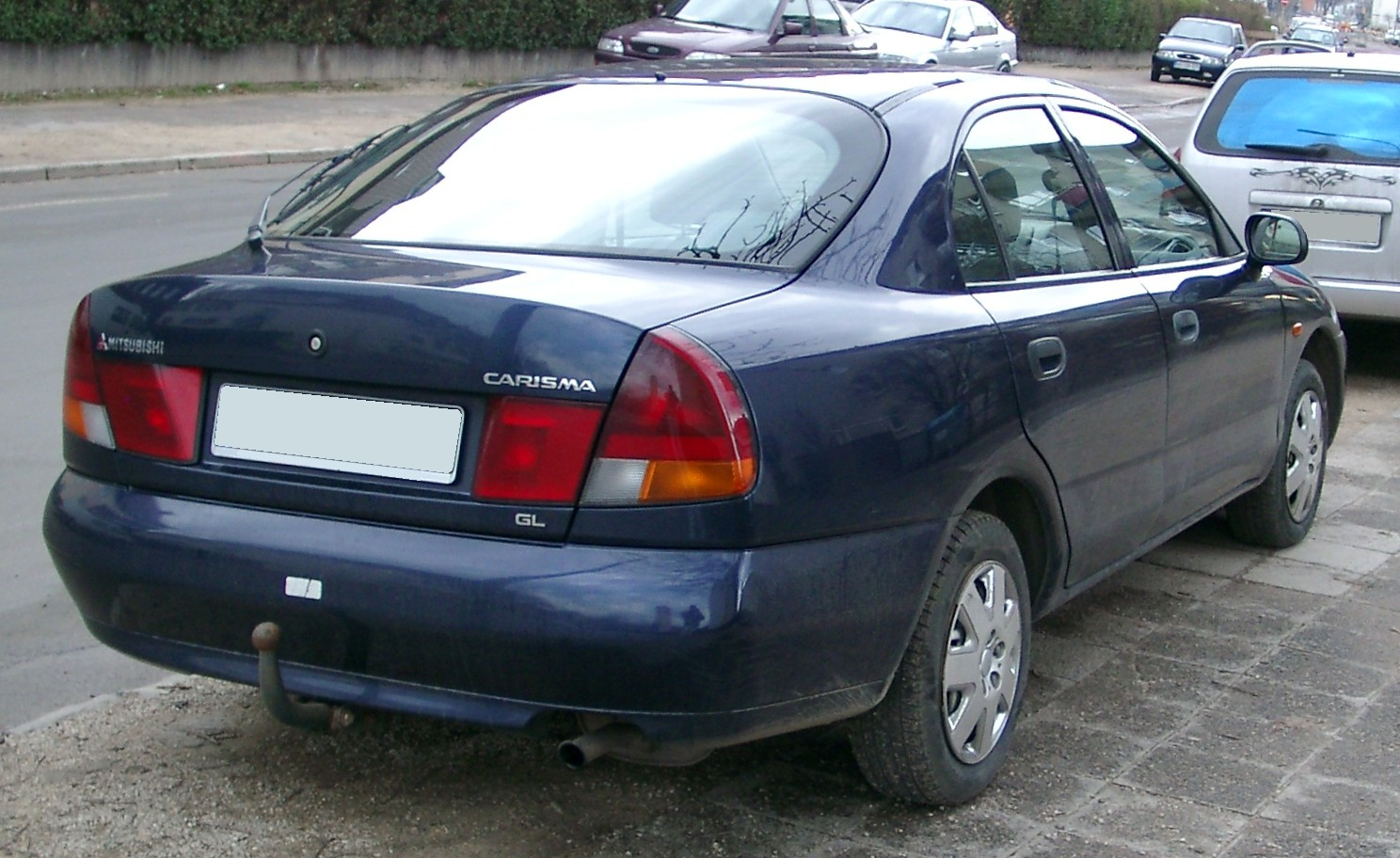 Mitsubishi Carisma 1996 Review Amazing Pictures And Images Look