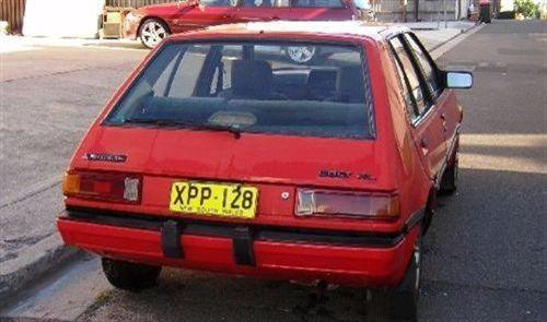 mitsubishi colt 1989: review, amazing pictures and images – look at