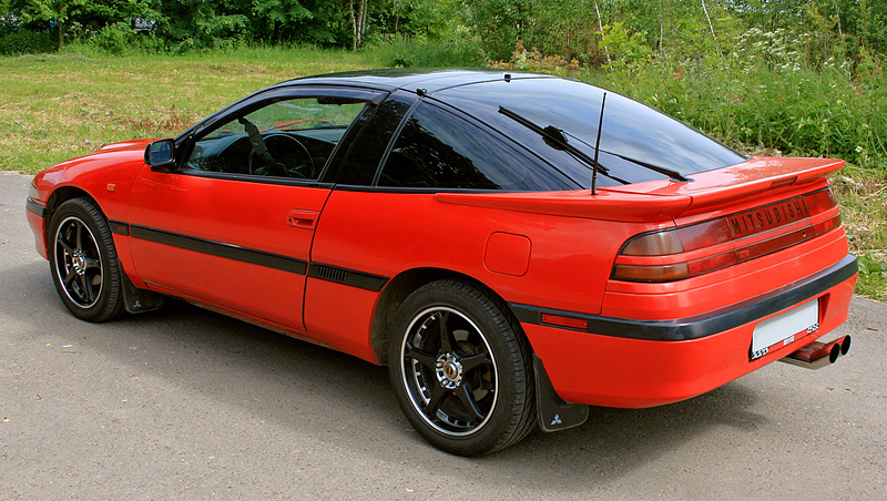 mitsubishi eclipse 1990: review, amazing pictures and images – look