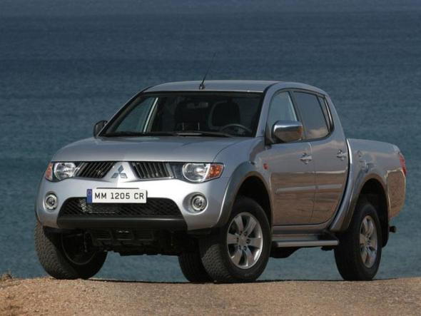 Mitsubishi L 2000: Review, Amazing Pictures and Images – Look at