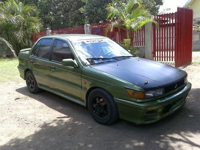 mitsubishi lancer 1992: review, amazing pictures and images – look
