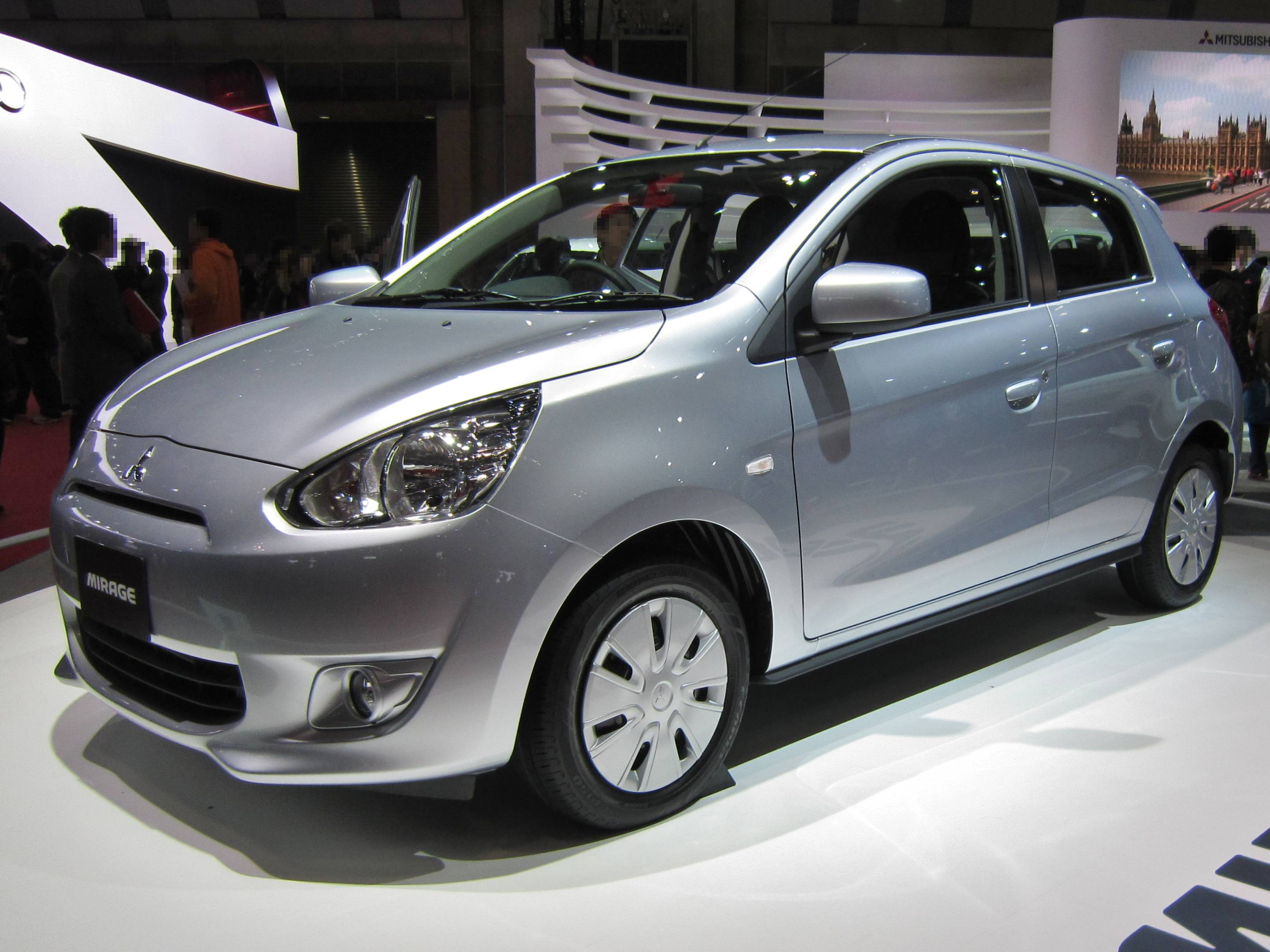 Mitsubishi Mirage 2011: Review, Amazing Pictures and Images – Look