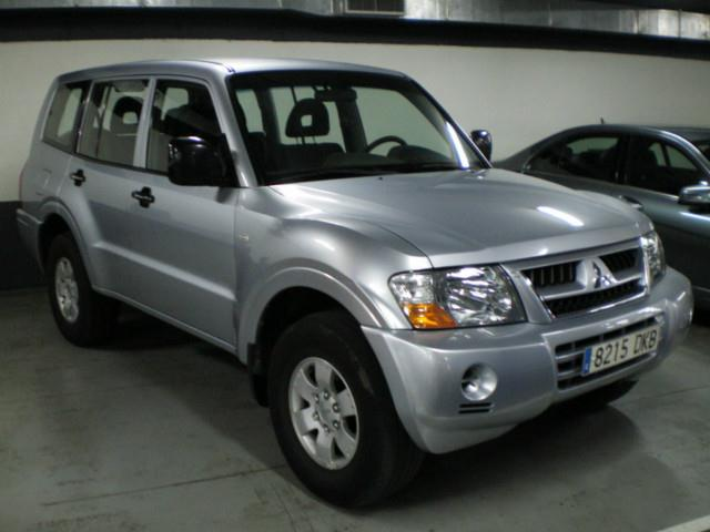 Mitsubishi Montero 2005 Review Amazing Pictures And Images Look