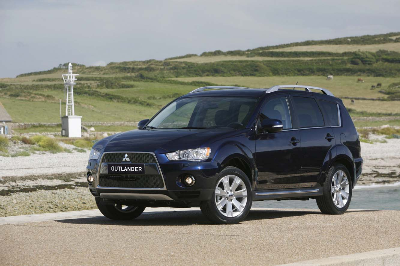 mitsubishi outlander 2011 photo 1
