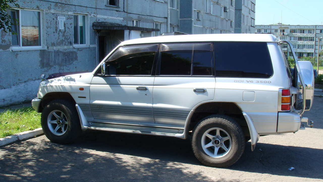 Mitsubishi Pajero 1998 Review Amazing Pictures And Images Look Junior Wiring Diagram Photo 1