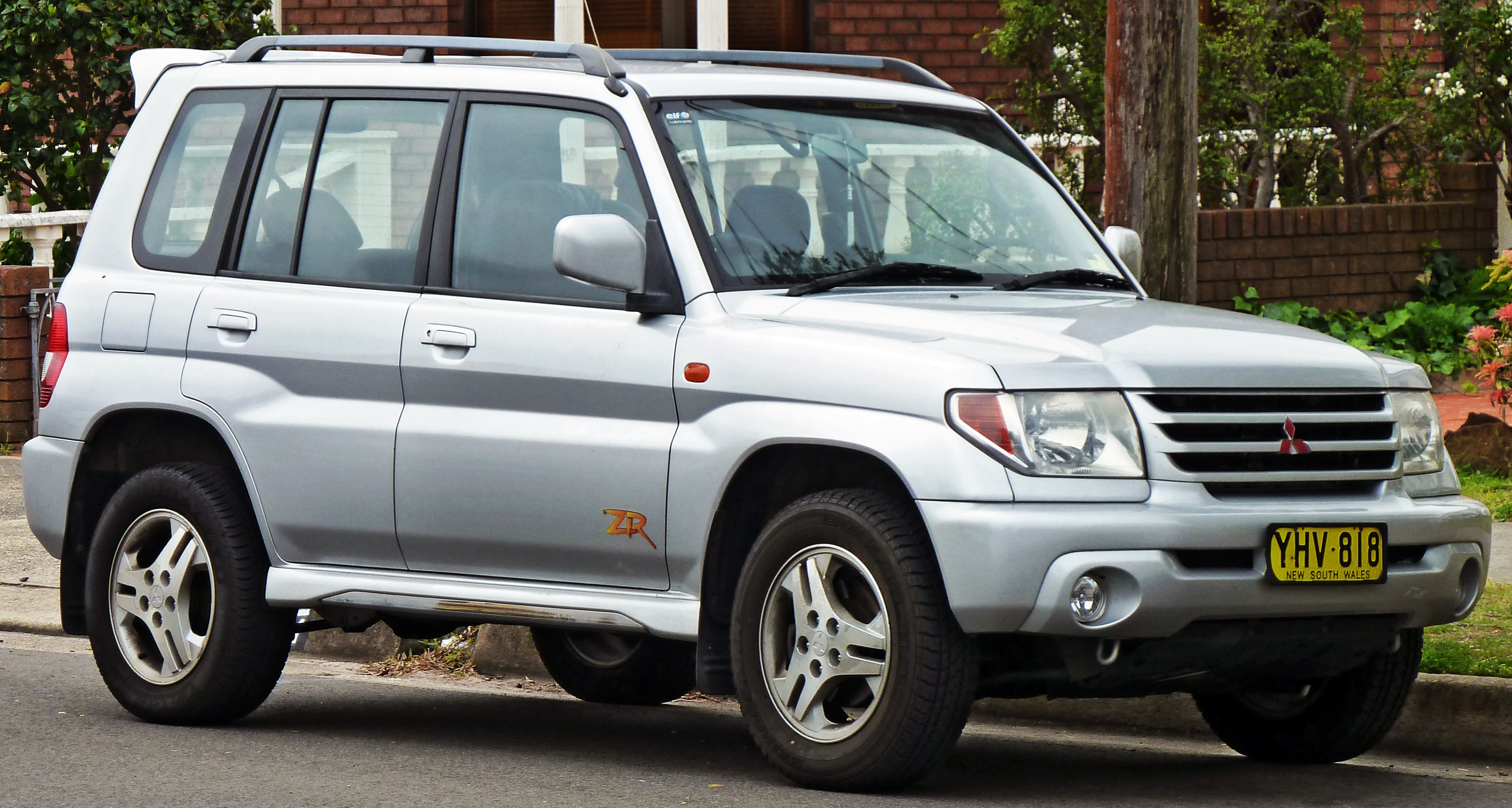 Mitsubishi Pajero 2001 Review Amazing Pictures And Images Look At The Car
