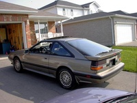 Nissan 200SX 1985 photo - 2