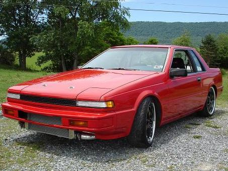 Nissan 200SX 1986 photo - 1