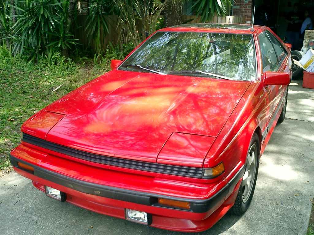 Nissan 200SX 1986 photo - 2