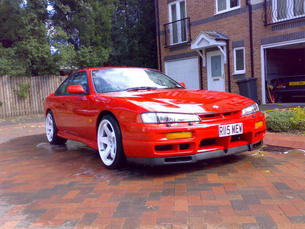 Nissan 200SX 1986 photo - 3