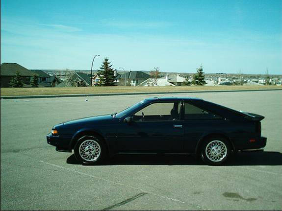 Nissan 200sx 1987 photo - 2