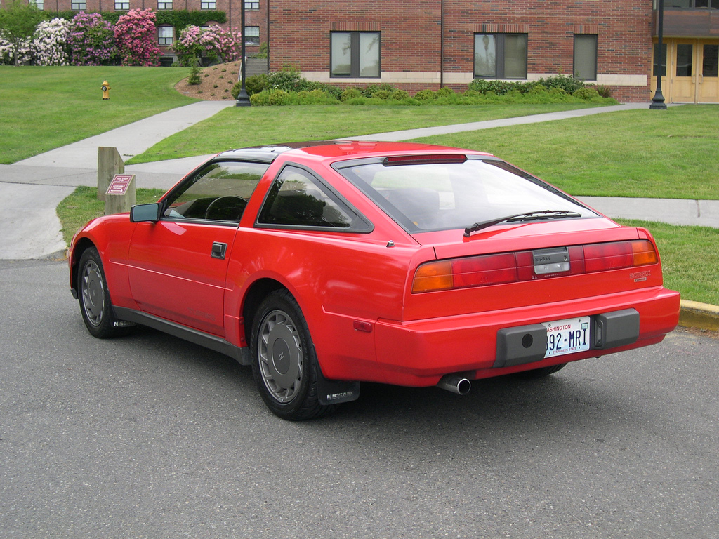 nissan 300zx 1987: review, amazing pictures and images – look at