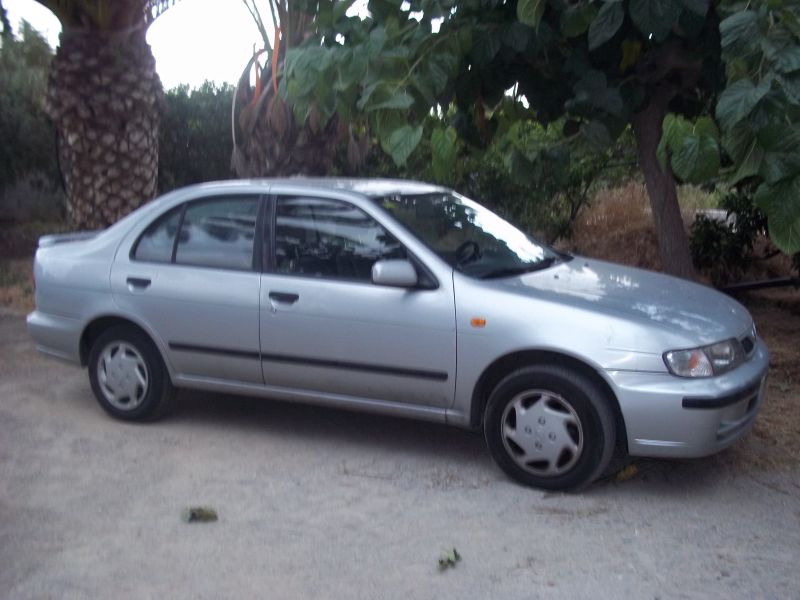 nissan almera 1998 review amazing pictures and images look at the car. Black Bedroom Furniture Sets. Home Design Ideas