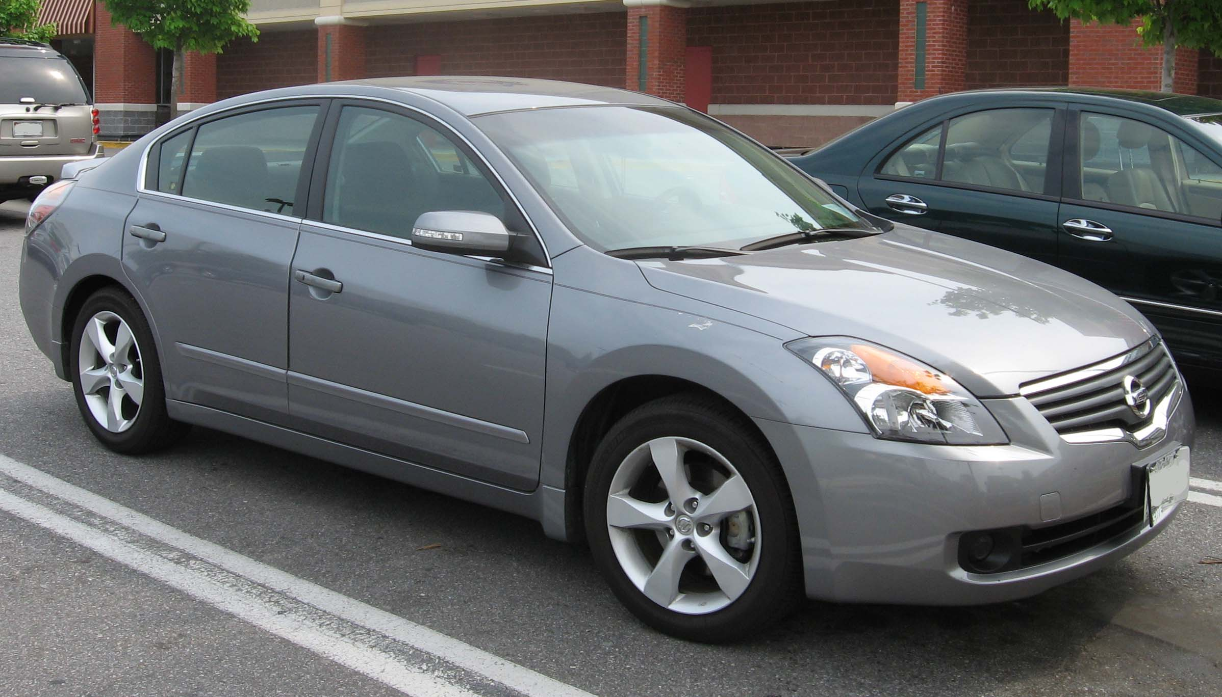 Nissan Altima 2007 Photo   1
