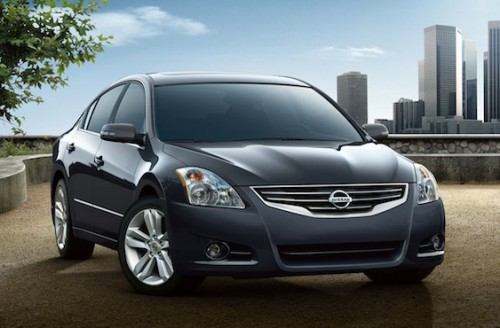 Nissan Altima 2008 photo - 3