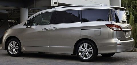 Nissan elgrand 2008 photo - 2