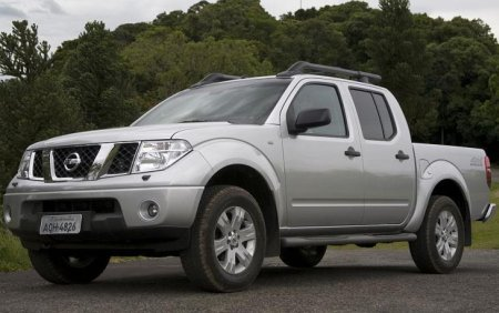 Nissan Frontier 1998 photo - 3
