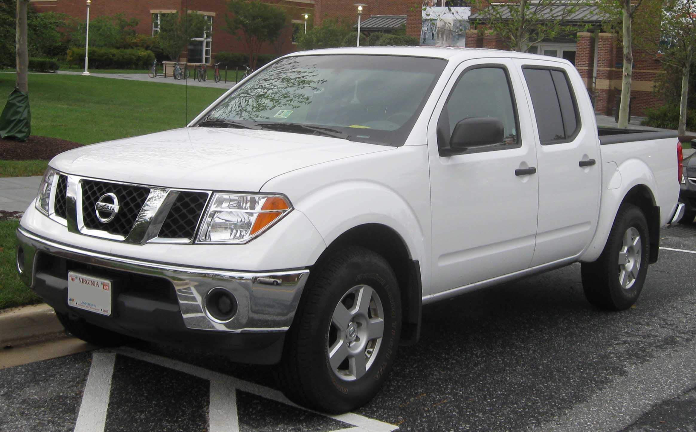 Nissan Frontier 1999 photo - 2