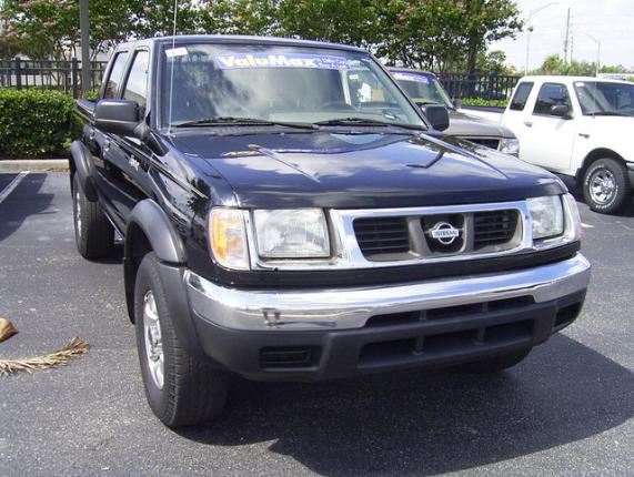 Nissan Frontier 1999 photo - 3