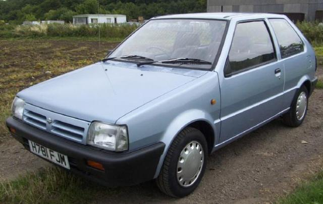 Nissan Micra 1990 Review Amazing Pictures And Images