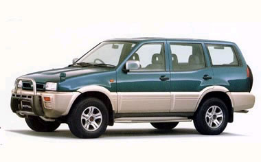 Nissan Mistral 1994 photo - 2
