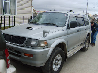 Nissan Mistral 1998 photo - 2
