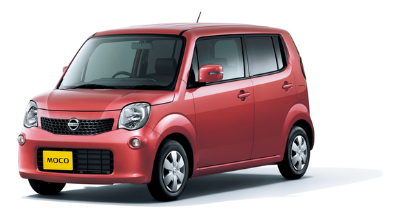 Nissan Moco 2012 photo - 1