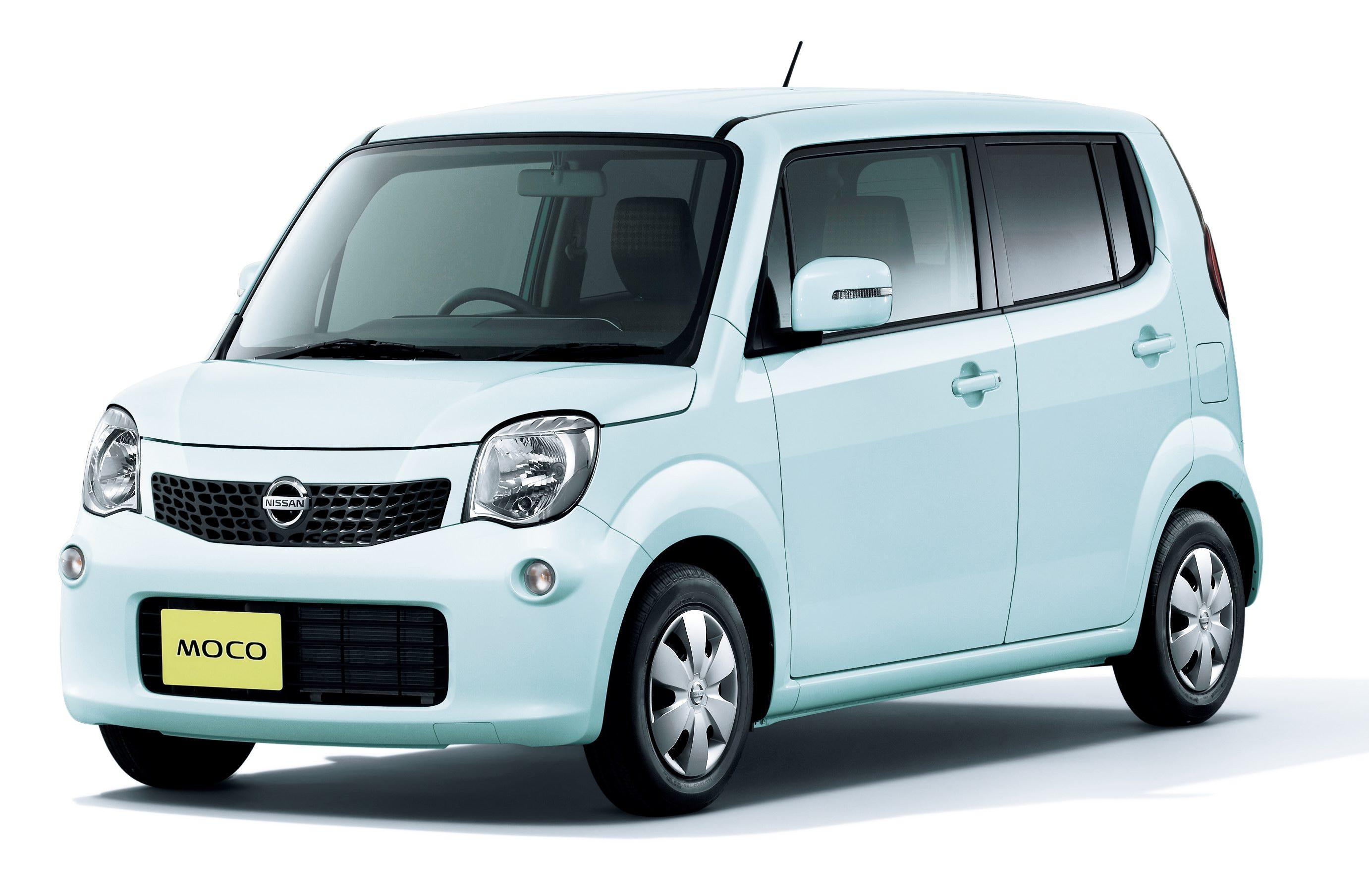 Nissan Moco 2012 photo - 2