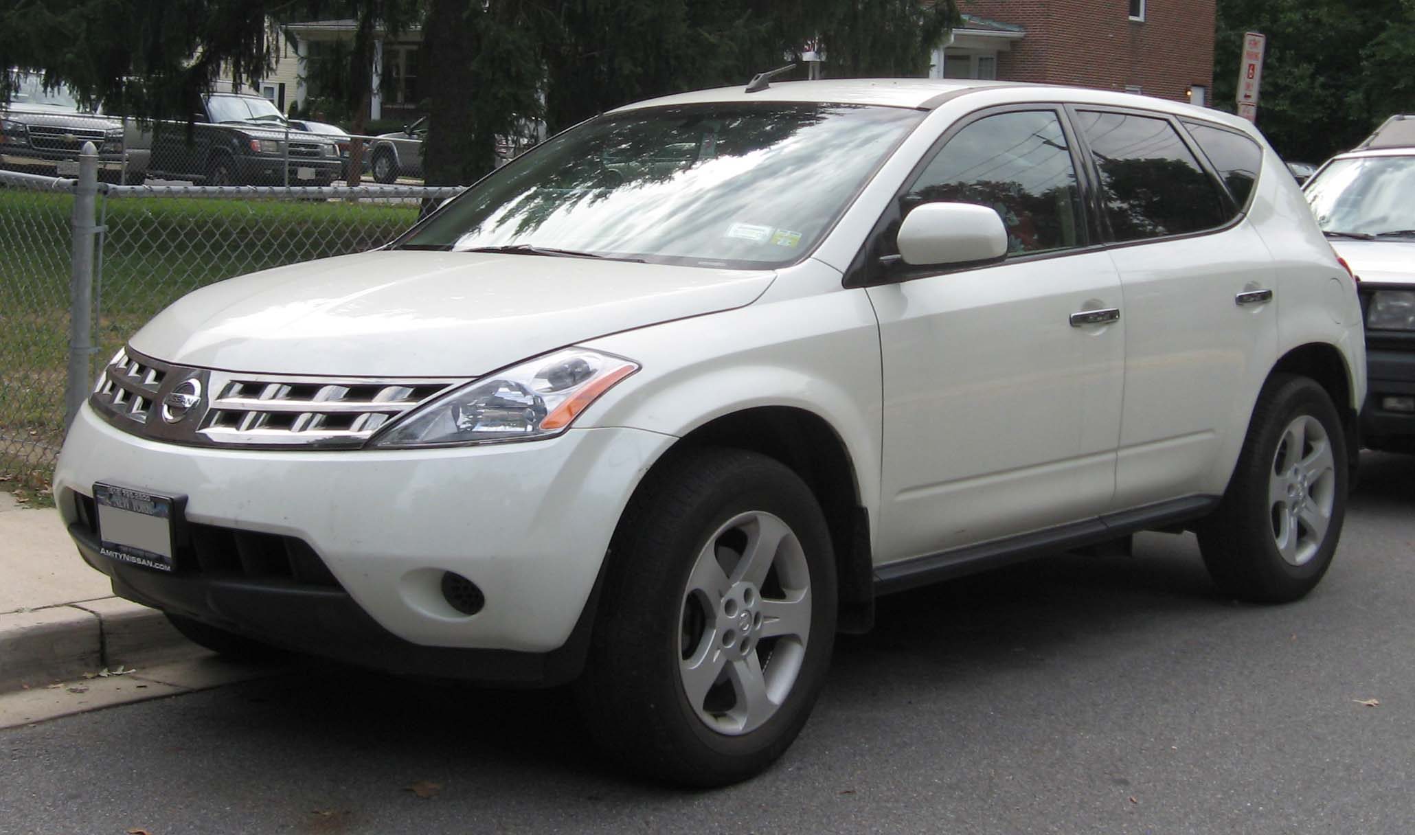 Nissan Murano 2007 Review Amazing Pictures And Images