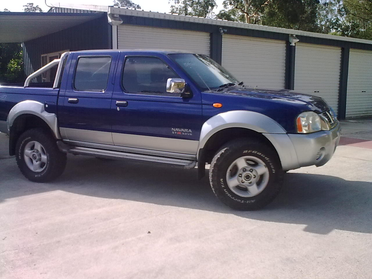 Nissan Navara 2004 Review Amazing Pictures And Images