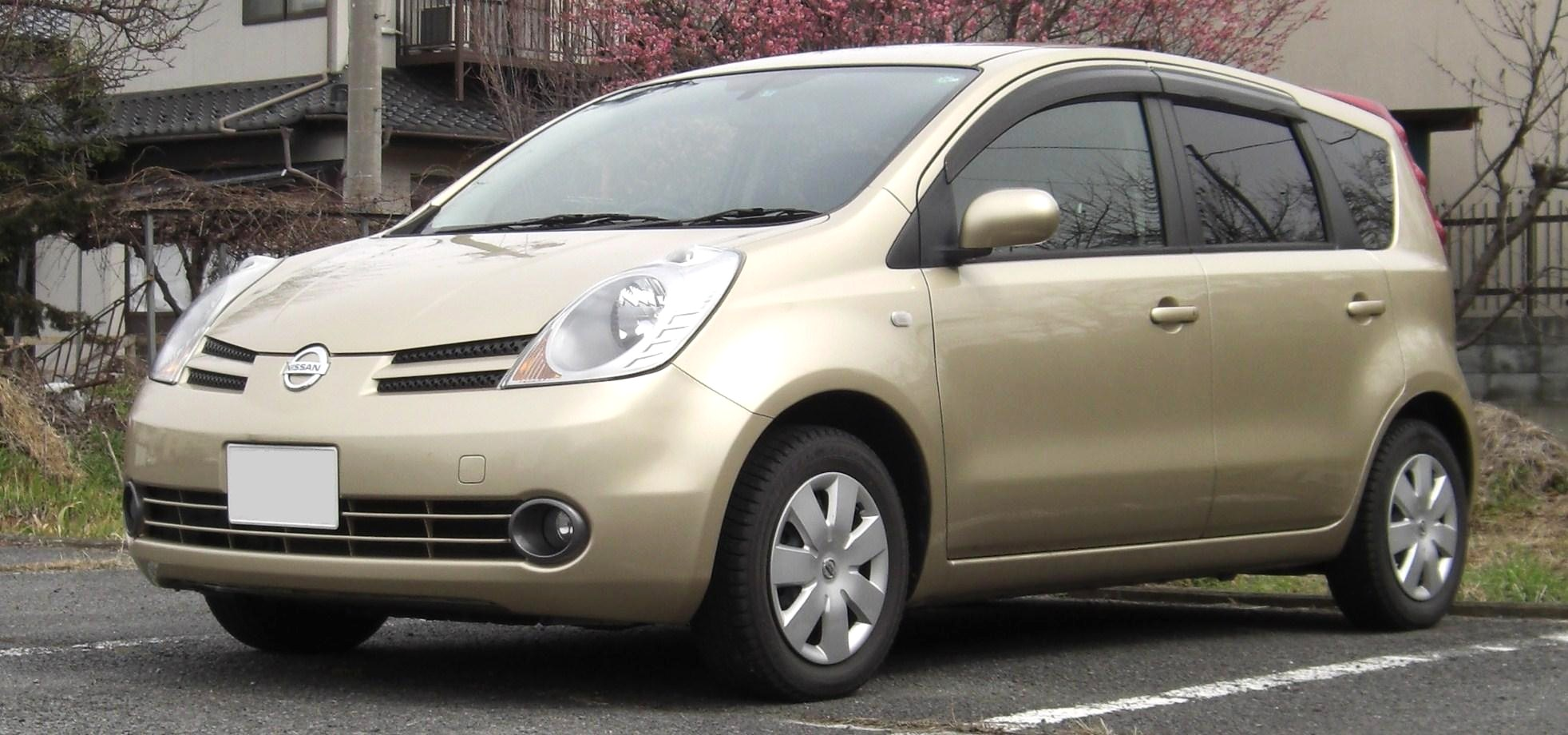Nissan Note 2008 photo - 3
