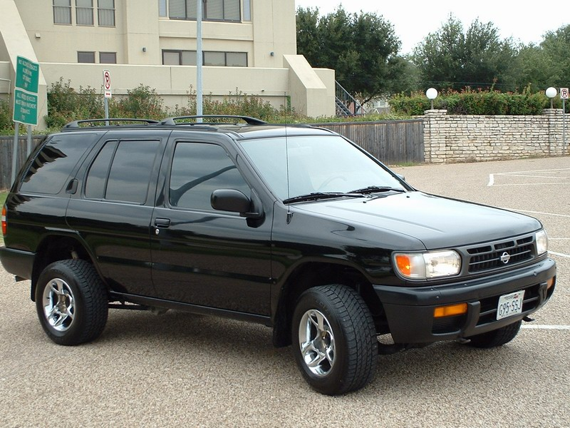 Nissan Pathfinder 1995 photo - 2