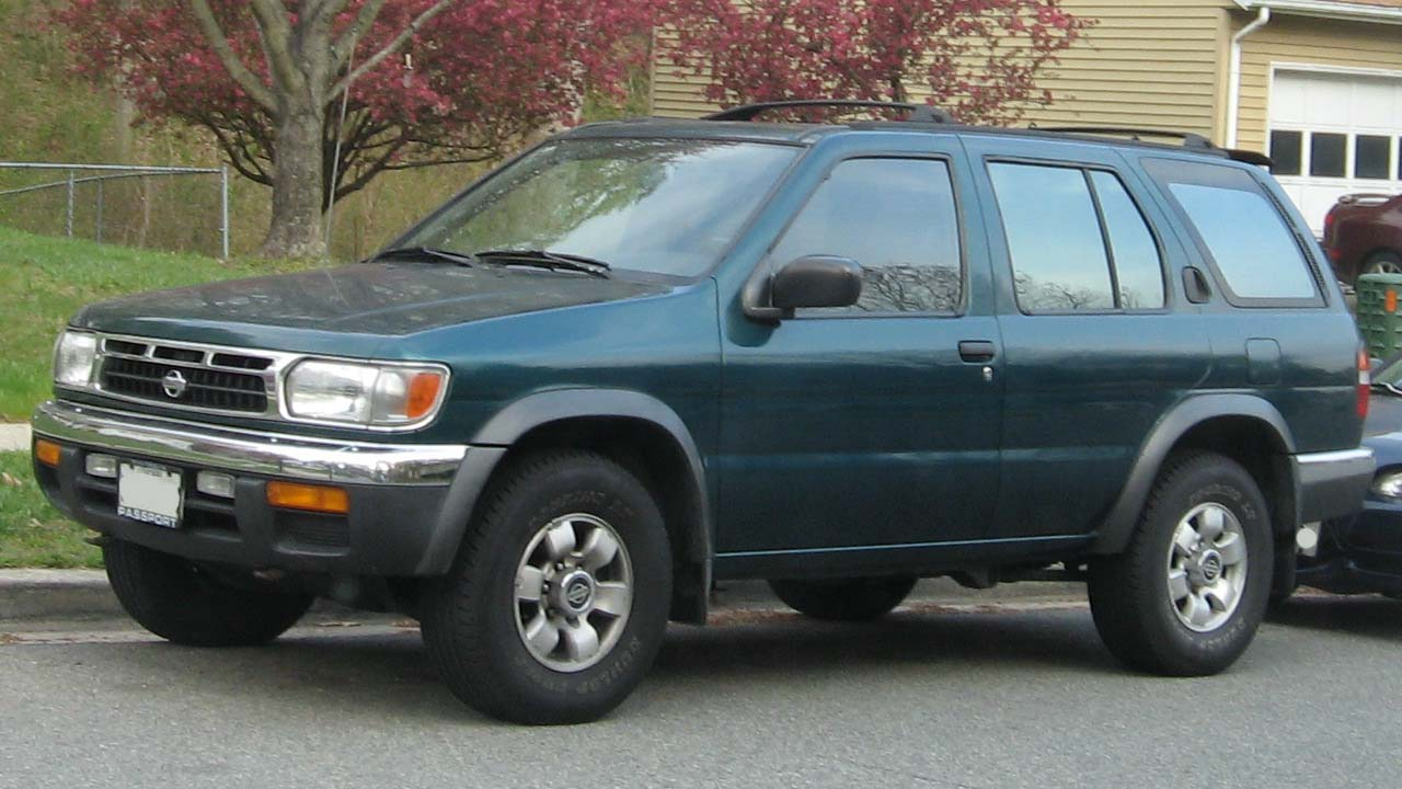 Nissan Pathfinder 1995 photo - 3