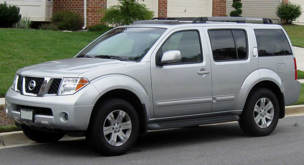 nissan pathfinder 2000: review, amazing pictures and images – look