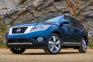 Nissan pathfinder 2008 photo - 3