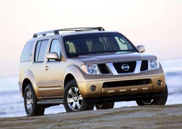 Nissan Pathfinder 2009 photo - 1