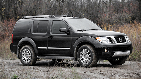 Nissan Pathfinder 2009 photo - 3
