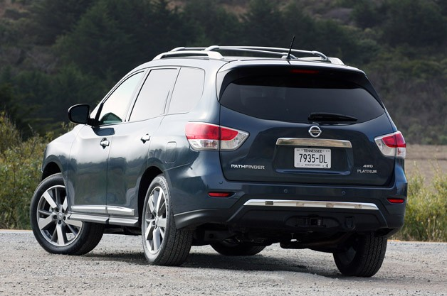 Nissan Pathfinder 2013 Photo   1