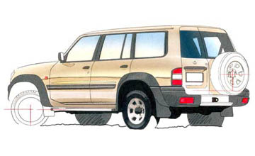 Nissan Patrol 1999 photo - 3