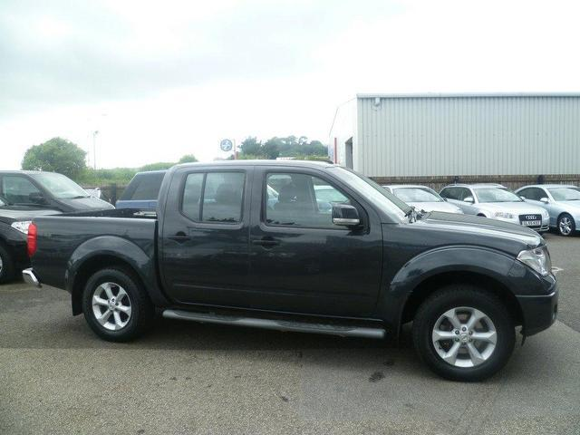 Nissan Pickup 2009 photo - 2
